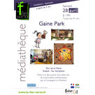 Gaine Park - Installation/Spectacle